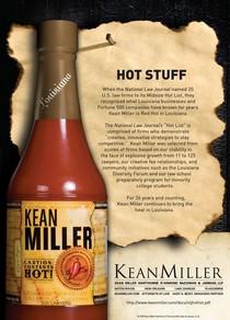 Hot stuff cv