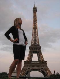 Paris cv
