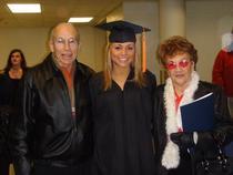 Graduation cv
