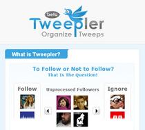Tweepler cv