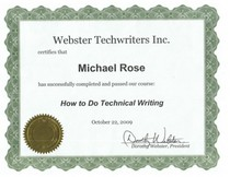 Tw certificate small cv