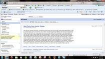 Google reader cv