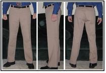 Pants cv