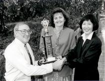 Reiq award 1995 cv