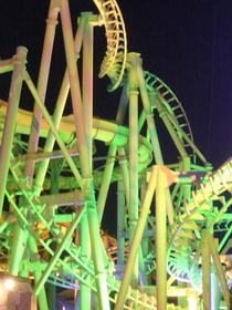 Roller coaster cv