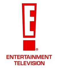 E entertainment television logo cv