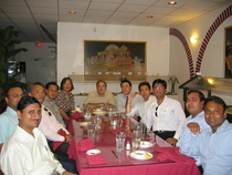 Infogain team hisna customer 2006july cv