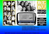 Radiobebu homepage cv