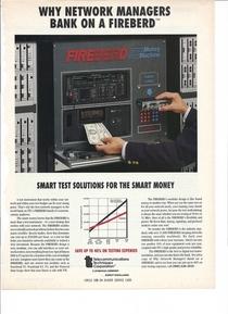 Fireberd ad 1992 cv