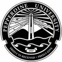 Pepperdine logo cv
