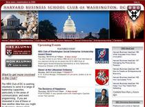 Hbs website cv