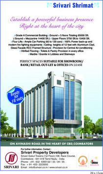 Srivari property cv
