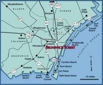 Area map cv