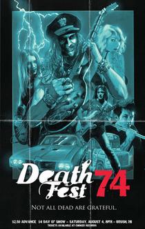 Deathfest 74 folded cv