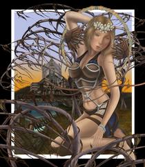 Lotus girl5 cv