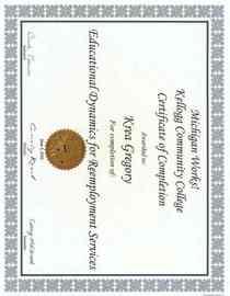 Edrs certificate june 2010 cv