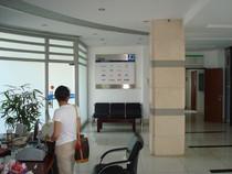 Test center lobby cv