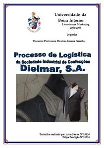 Capa logistica cv