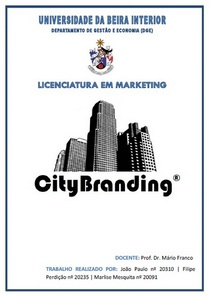 Capa citybranding cv