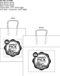 Farmer s pick bag rendering cv