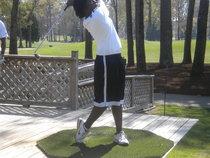 Golf form cv