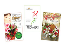 Floral ads 2 cv