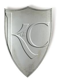 Kofc shield cv