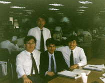 Samsung vcr staff cv