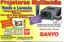 Sanyo projetores exame ii c cv