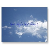 Sky s the limit cv