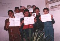Bettach students 1 cv