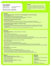 Gary hylton 7 1 10 resume cv