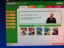 Glencoe health 001 cv