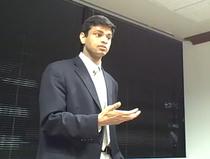 Rahul microenterprise cv