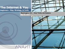 Presentation theinternet cv