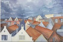 Stormy sky cv