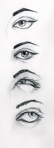 Eyes cv