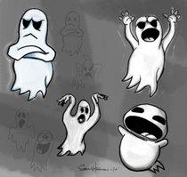 Ghosts final cv