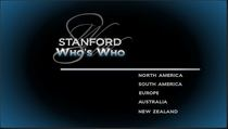 Stanford who s who cv
