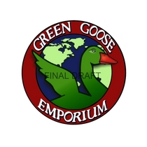 Greengoose logo final draft cv