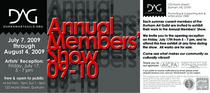 Membersshoweflyer cv