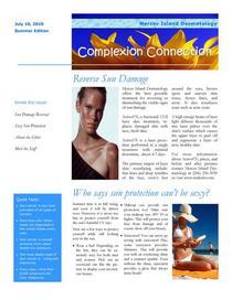 Miderm newsletter cv