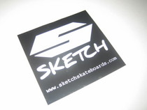 Sketch sticker cv