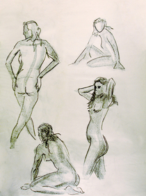 Life drawing gestures 01 72 cv