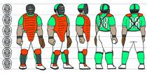 Catcher color72 cv
