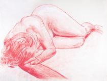 Life drawing foreshortening 72dpi cv