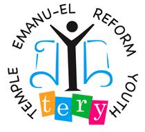 Temple emanuel reform youth logo cv