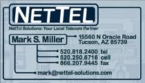 Nettel bus card cv