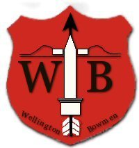 Wellington badge cv