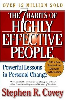 Stephen covey 7 habits of highly effective people cv